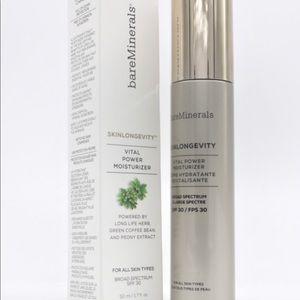 BareMinerals- skinlongevity moisturizer